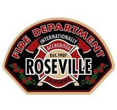 Roseville Fire logo
